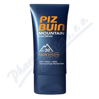 PIZ BUIN NEW SPF30 Moutain Sun Cream 50 ml