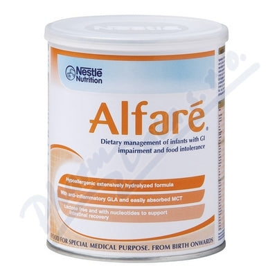 Nestle ALFARE Food for special medical purpose 400 g