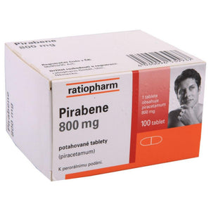 Pirabene 800 mg 100 film-coated tablets - mydrxm.com