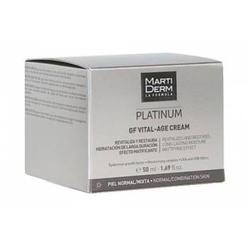 MARTIDERM Platinum GF Vital Age Cream Cream For Normal And Mixed Skin 50 ml