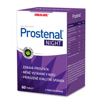 Walmark Prostenal Night 60 Tablets - mydrxm.com
