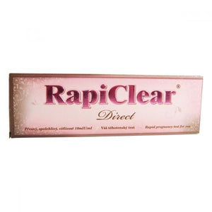Rapiclear Direct pregnancy test 1 pc
