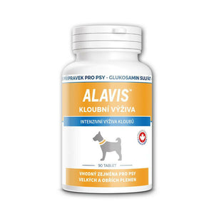 Alavis for Dog Joints Nutrition Complex Care 90 capsule Vitamins - mydrxm.com