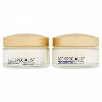 Loréal Paris Age Specialist 55+ Day & Night Cream Set - mydrxm.com