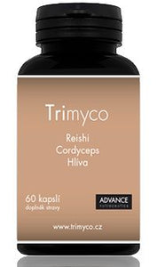 Advance Trimyco 60 capsules extracts of Reishi, Cordycepsu and Oyster Mushrooms - mydrxm.com