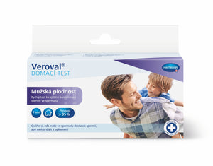 Veroval Male Fertility Home Test - mydrxm.com