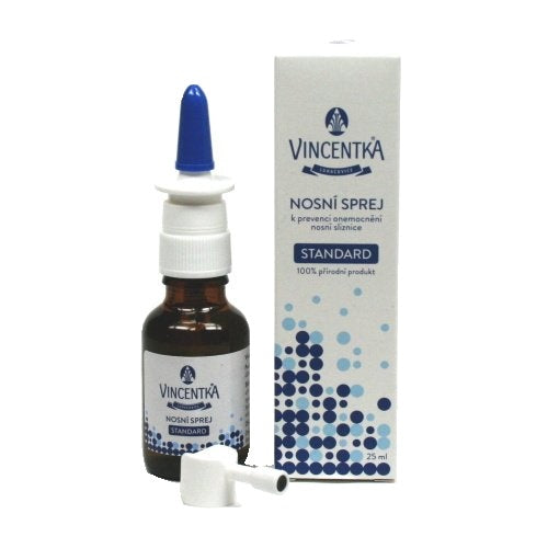 Vincentka nasal spray 25 ml - mydrxm.com