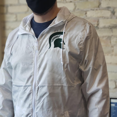 Say Hello to Our Newest Product: The MSU Windbreaker