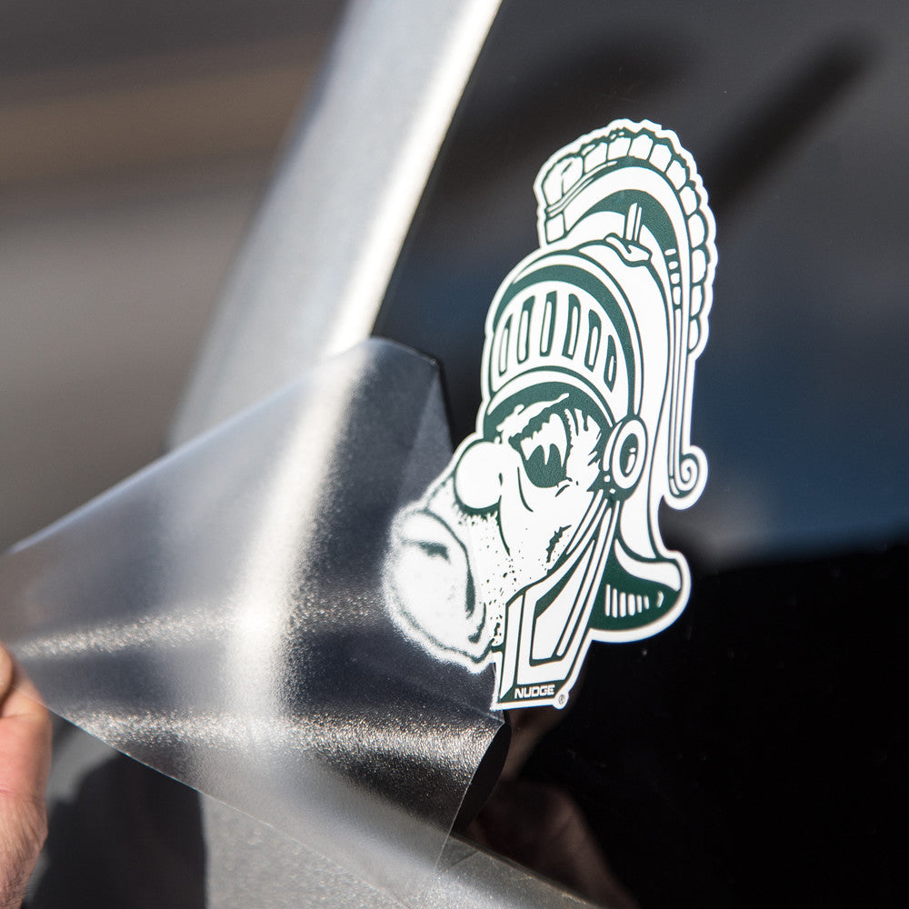 How to Apply Car Decal Bumper Stickers