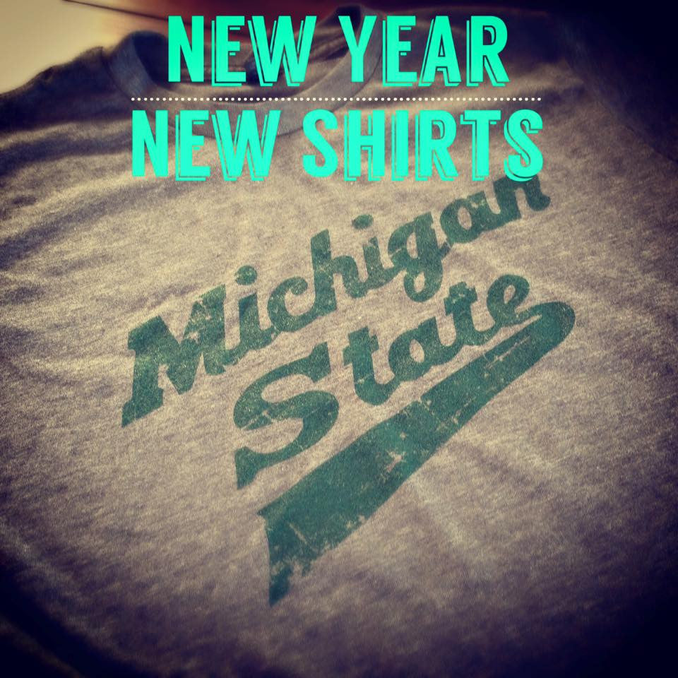 New Year, New Shirts!