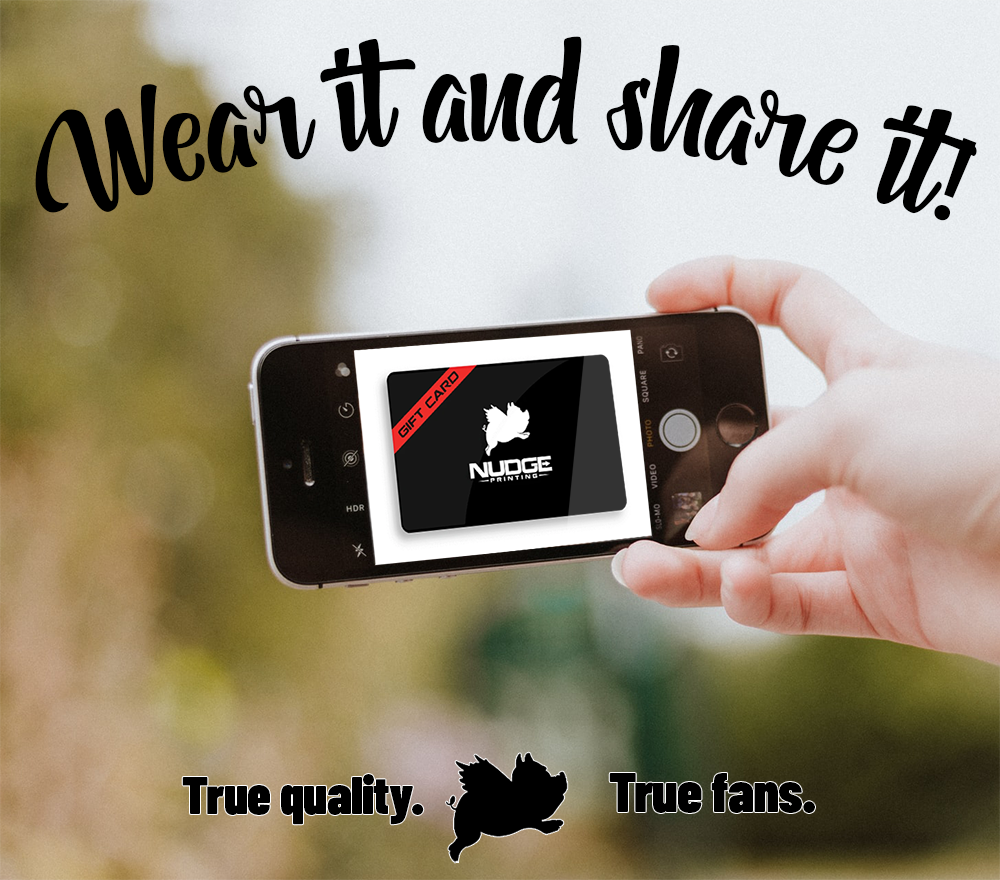 Wear It & Share It Twitter Giveaway Rules