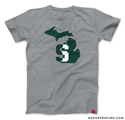 Michigan State in Michigan T-Shirt