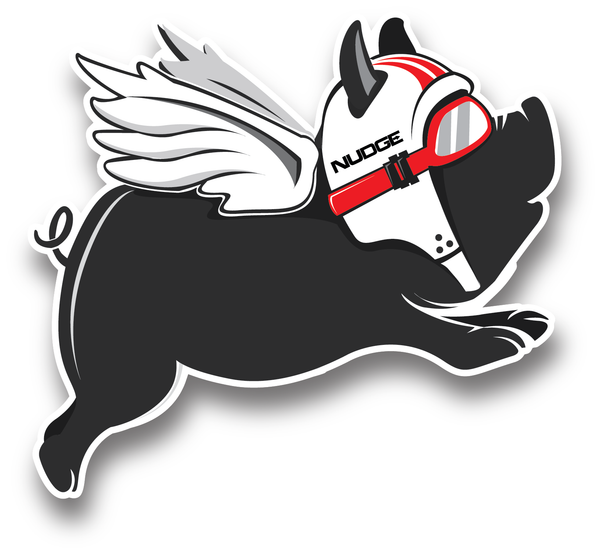 Nudge Pig Logo