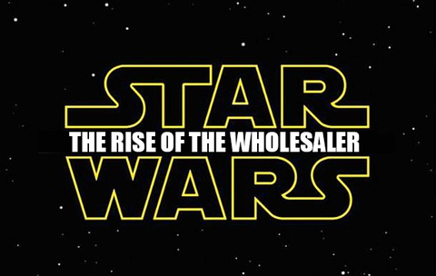 Star Wars - Rise of the Wholesaler