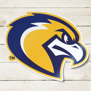 Marquette University Golden Eagles Logo Car Window Decal Bumper Sticker - Nudge Printing