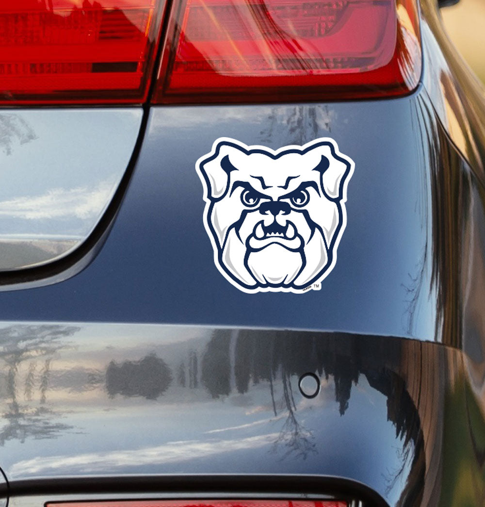 Butler University Bulldog Vinyl Car Decal Sticker - Nudge Printing