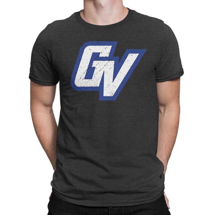 Grand Valley State University Lakers Premium T-Shirt - Nudge Printing