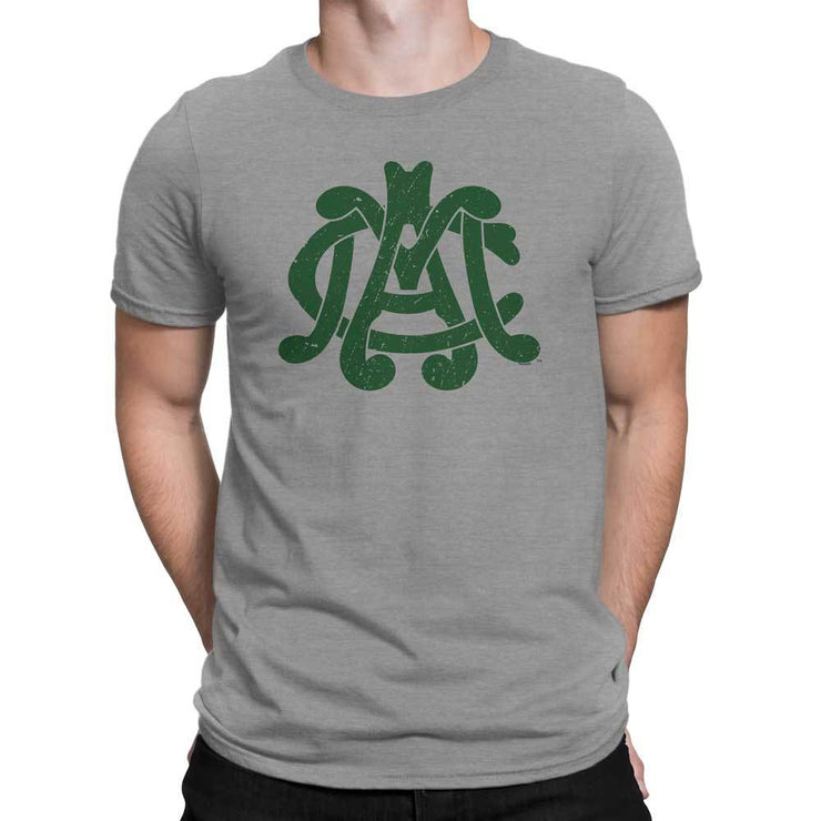 Retro MAC Michigan Agricultural College Michigan State Spartans MSU T-shirt - Nudge Printing