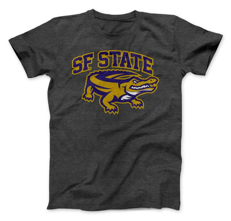 San Francisco State University Gators Premium T-Shirt - Nudge Printing