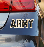 West Point ARMY Black Knights Car Decal Laptop Sticker - Nudge Printing