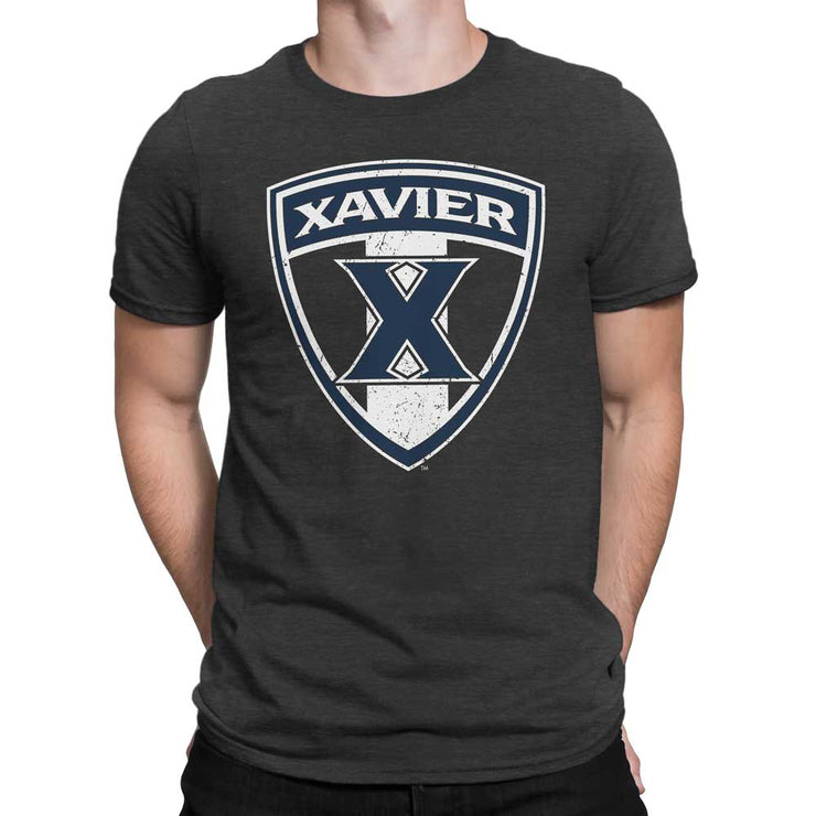 Xavier University Musketeers Premium T-Shirt - Nudge Printing