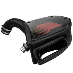 S&B Cotton Cold Air Intake for 2015-2017 VW/ Audi 2.0T, 2018 VW 2.0T Manual Transmission