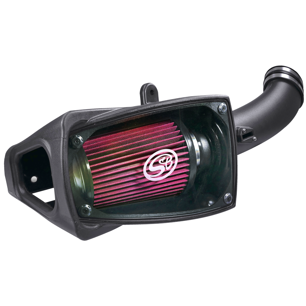 S&B Cleanable Cold Air Intake for 2011-2016 Ford Powerstroke 6.7L