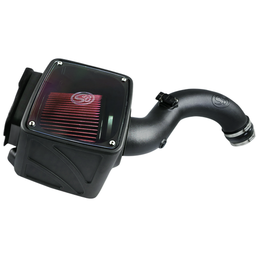 S&B Cotton Cleanable Cold Air Intake for 2001-2004 Chevy/ GMC Duramax LB7 6.6L