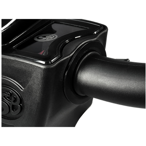 S&B Cotton Cleanable Cold Air Intake for 2017-2019 Silverado/ Sierra Duramax L5P 6.6L