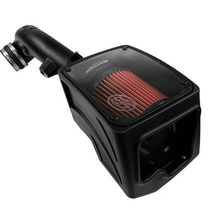 S&B Cotton Cold Air Intake for 2009-2015 Silverado/ Sierra 2500, 3500