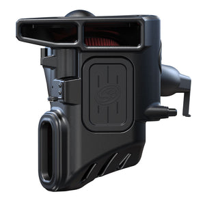 S&B Cotton Cleanable Cold Air Intake for 2020 Silverado/ Sierra 1500 Duramax 3.0L