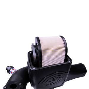 S&B Dry Cold Air Intake for 2003-2007 Ford Powerstroke 6.0L