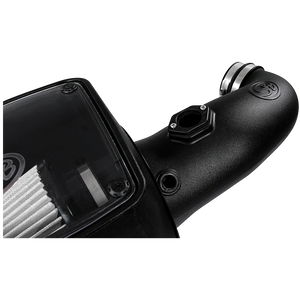 S&B Dry Cold Air Intake for 2008-2010 Ford Powerstroke 6.4L