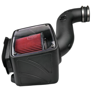S&B Cotton Cleanable Cold Air Intake for 2006-2007 Chevy/ GMC Duramax LLY-LBZ 6.6L