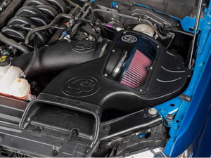 S&B Dry Cold Air Intake for 2015-2017 Ford F-150 5.0L