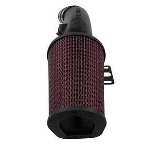 S&B Cleanable Open Air Intake for 2011-2016 Ford Powerstroke 6.7L