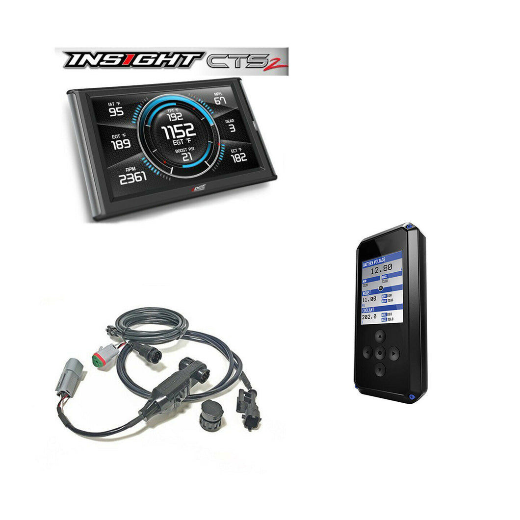 Competition Race Off-Road Tuner, Monitor, SOTF for Ford 2015-2016 6.7L