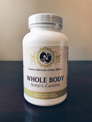 Whole Body Acetyl-L-Carnitine