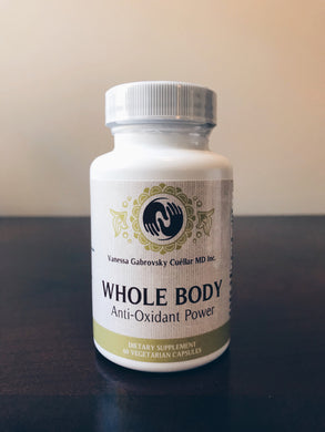 Whole Body Anti-Oxidant Power