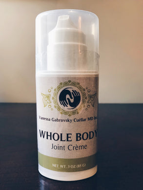 Whole Body Joint Crème