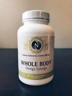 Whole Body Omega Synergy