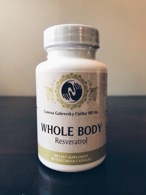 Whole Body Resveratrol