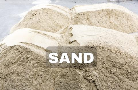 Sand - TMH Industries