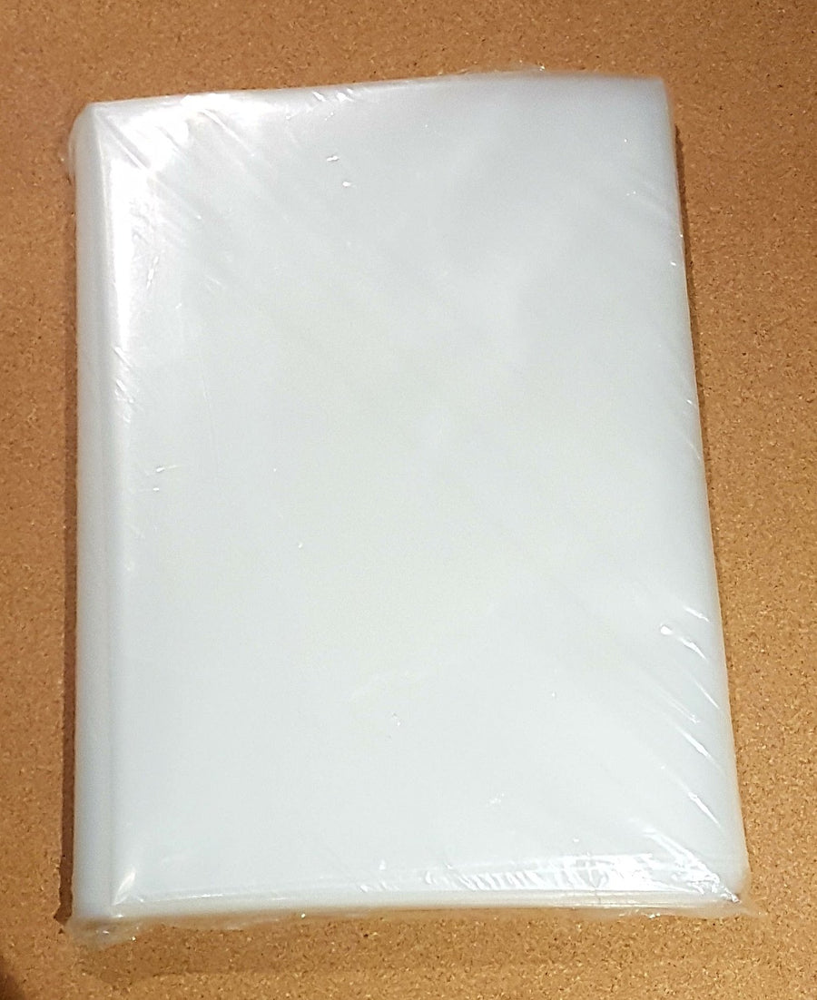 "100 pack of empty ASB 16 x 24"" Clear Polypropylene Bag"