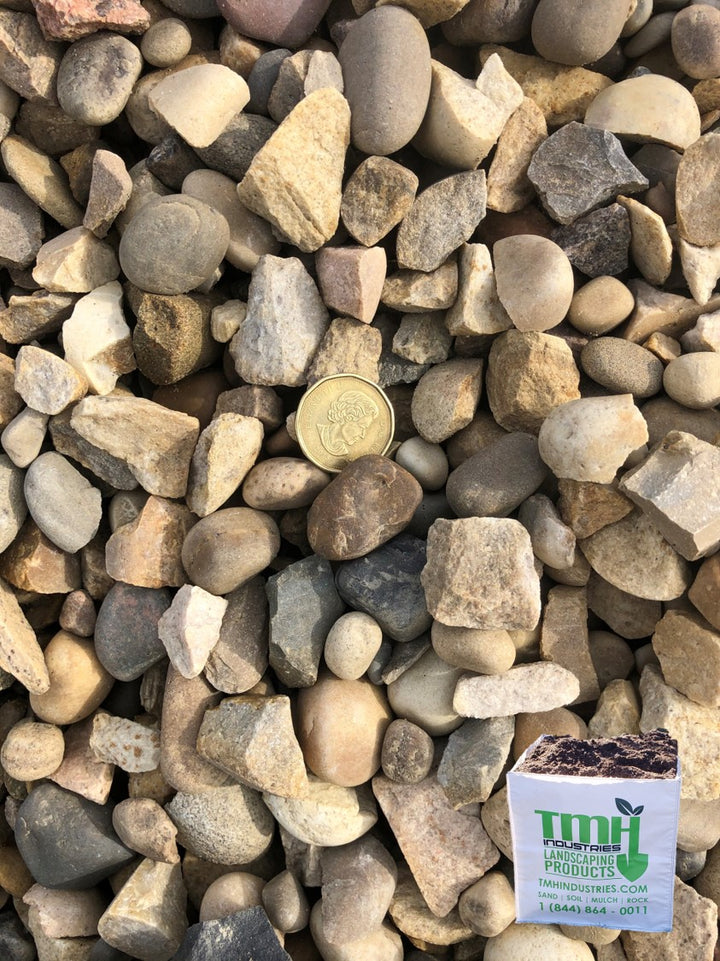 30mm(1.18 inch) Washed Gravel - Available out of Drayton Valley