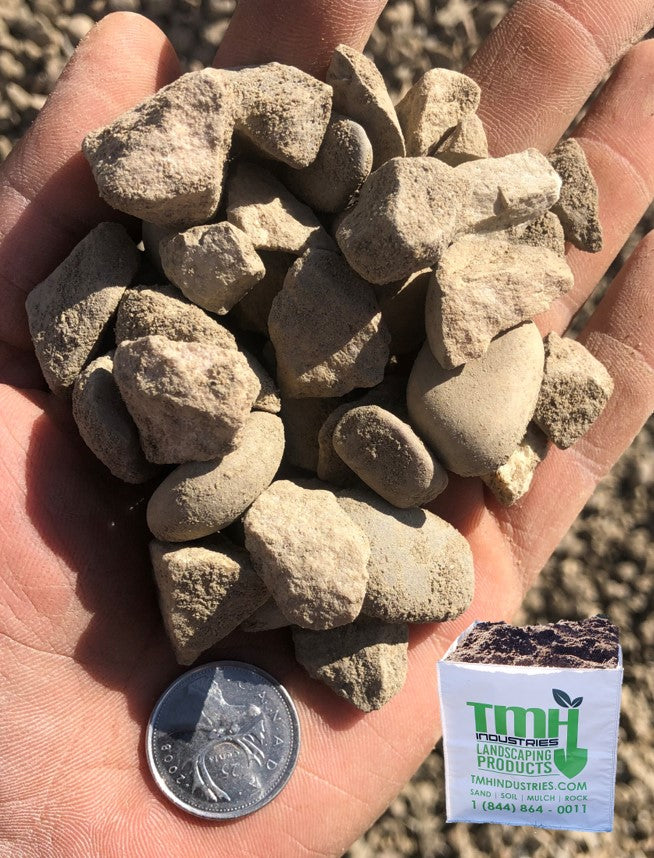 38mm(1.5 Inch) Road Crush Gravel - Available Out Of Drayton Valley