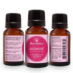 Jasmine Absolute Essential Oil blended with Jojoba-Essential Oil-healthorganicstore.com