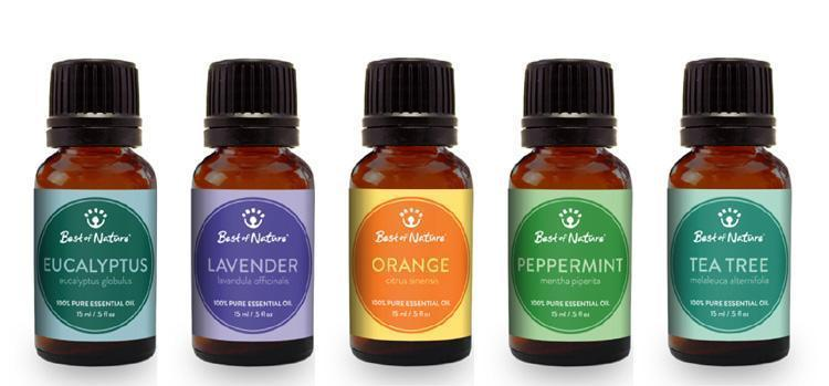 Aromatherapy Gift Set-Essential Oil-healthorganicstore.com