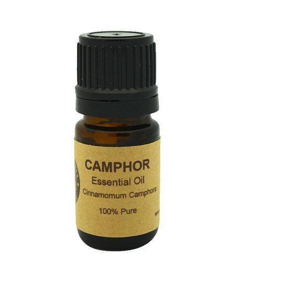 Camphor Essential Oil 5ml, 10ml or 15 ml-Essential Oil-healthorganicstore.com