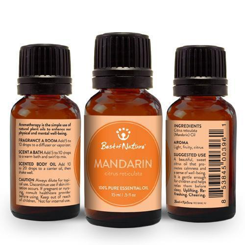 Mandarin Essential Oil-Essential Oil-healthorganicstore.com